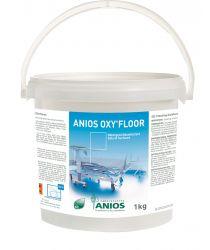 Anios Oxy Floor 1 kg (pulveris, epidēmiju gadījumos), virsmu dezinfekcijai