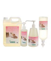 Aniosafe Savon doux HF, Ādas mazgāšanas losjons