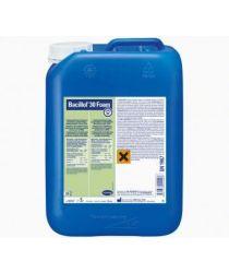 Bacillol 30 Foam 5L (putas, spirts 300 mg/g), ātrai virsmu dezinfekcijai