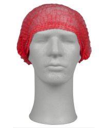 Vienreizlietojamas gofrētas cepurītes, ABENA