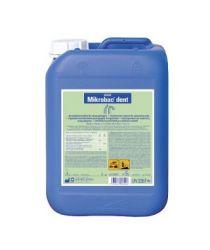 Bode Mikrobac Dent, 5 litri, atsūkšanas sistēmu mazgāšanas un dezinfekcijas līdzeklis