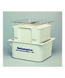 Ecolab instrumentu vanna 8 litri