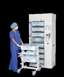 SOLUSCOPE DSC8000 endoskopu žāvēšanas un uzglabāšanas skapis