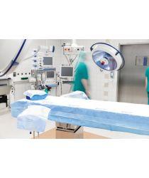 Higiēnisks operācijas galda pārklājs, 50 gab