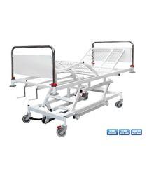 Pacienta gulta ar hidraulisko augstuma regulāciju