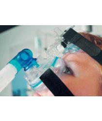 Neinvazīvās ventilācijas sejas  maskas ClasicStar Full-Face
