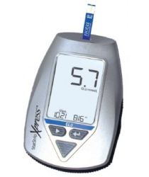 Stat strip Xpress Meter Glucose