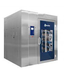 Steelco LC 70 ratu un konteineru mazgāšanas un dezinfekcijas iekārta