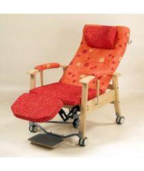 LINET Softlin Komfort funkcionāls atpūtas krēsls