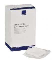 Marles salvetes Curi-Med, 8 kārtas, sterilas