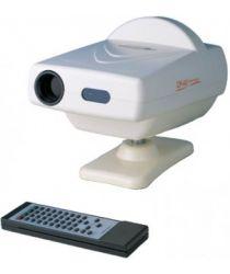 Redzes testa projektors Takagi