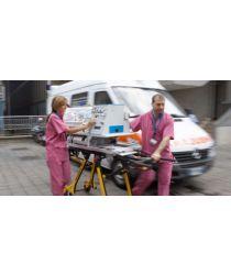 Draeger transporta inkubators Air-Shields