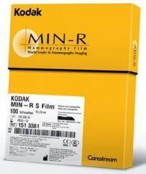 Mammogrāfijas rentgena filmas Kodak MIN-R S 18 x 24 cm