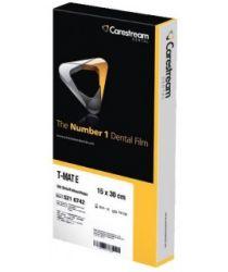 Dentālās rentgena filmas Carestream T-MAT E 15x30cm