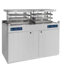 Steelco US 100 un US 200 usg mazgāšanas iekārta